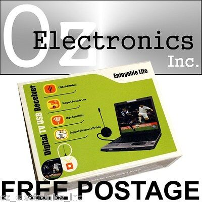 Watch record Digital free to air TV on PC Computer Win 8 for Australia NEW