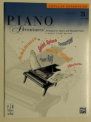 Piano Adventures Popular Repertoire Level 2A by Randall & Nancy Faber. FJH