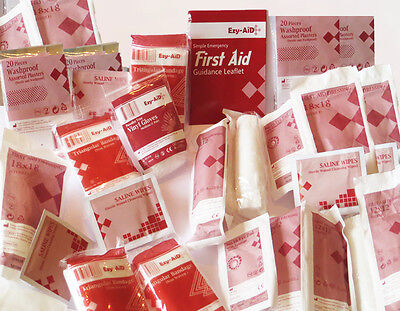 20 Person Ezy-Aid HSE First Aid Refill Kit - Workplace Pack, CE