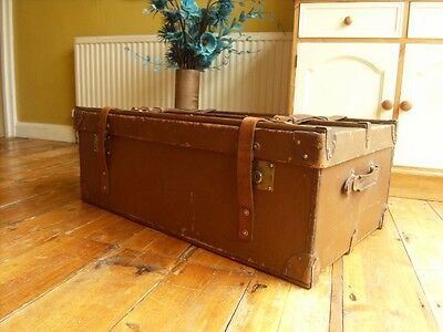 Vintage legge and co locks willenhall Trunk / Chest / Box