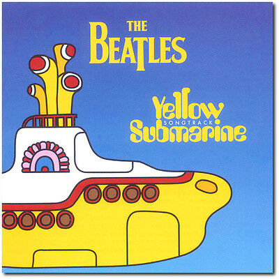 The Beatles ,  Yellow Submarine Songtrack  ( LP )