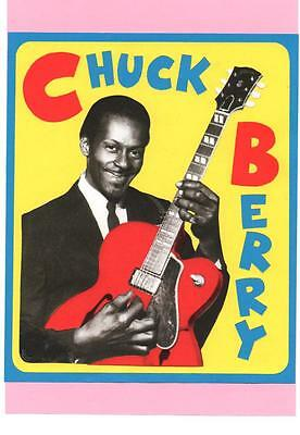 CHUCK BERRY POSTER. Rock'n'roll, blues.