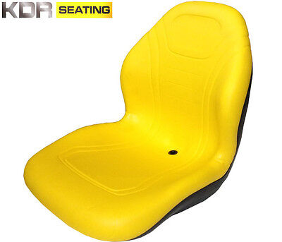 """New! John Deere Jd Gator Mower Tractor 20"""" Extra High Back Replacement Seat"""