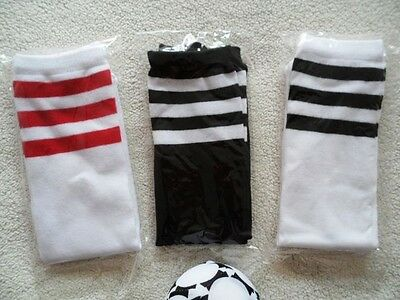 Toddlers Kids Girls Cotton Stripe Soft Knee High Socks 2-8Y KHS004