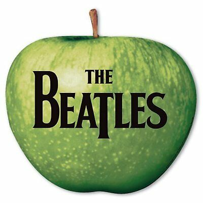 The Beatles Apple Logo Drop T Green Mouse Mat Official Licensed Gift Fan Idea