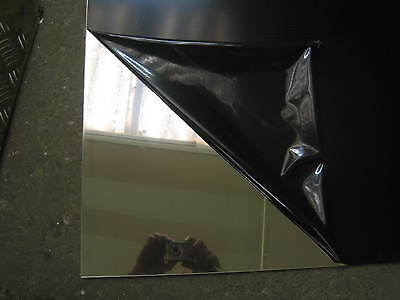 Bright Shiny Stainless Steel Sheet 0.9mm,  1.2mm, 1.5mm Various Sizes Available