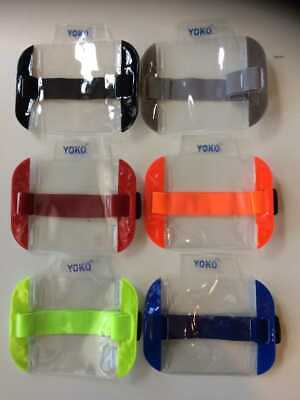 Yoko Id Armband Sia Security Badge Holder