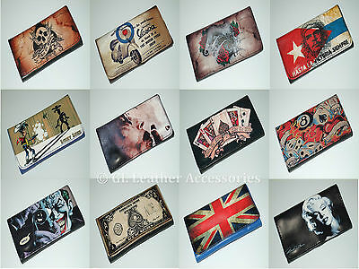 High Quality Faux Leather Tobacco Pouch 50 Designs