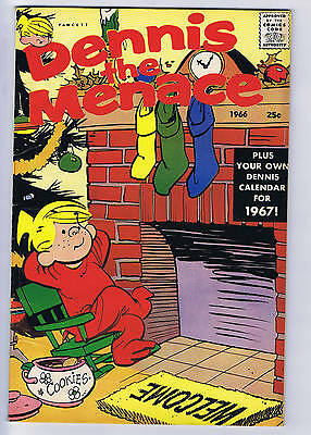Dennis the Menace (Giants) #43 Fawcett 1966