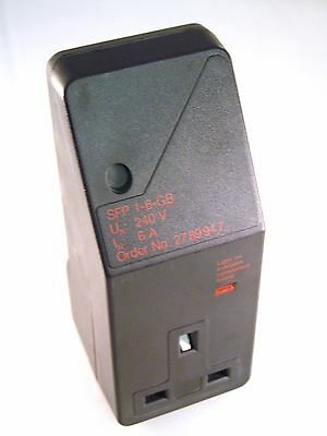 Maintrab 6A Filter Transient Mains Spikes RFI Protection Audio Computer OM1148