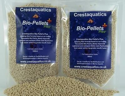 Amazing Newly Improved Bio Pellets, Fast Nitrate And Phosphate Remover, Best