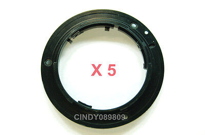 5pcs New Bayonet Mount Ring For Nikon 18-135 18-55 18-105 55-200 MM Lens Repair