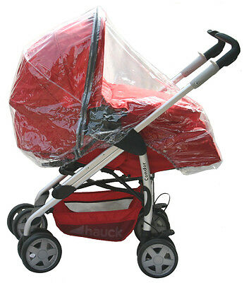 New Raincover Rain cover for pram carrycot HAUCK CONDOR Malibu Viper Shopper etc