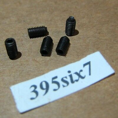 16 PCS Hex Socket Grub Screw - M3 x 6mm