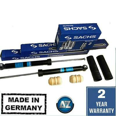 For Bmw E46 E36 Rear Shockers Shock Absorber Bump Stop Kit M Sport Suspension Oe