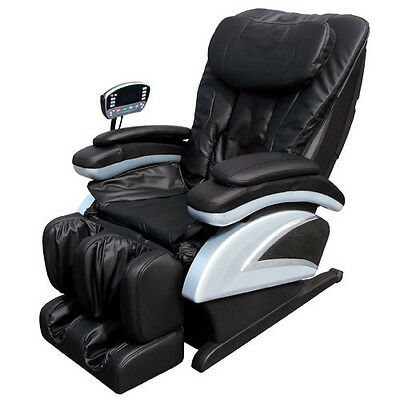 Kawasaki Deluxe Massage Chair  Multi Functiona Lounger Heat Air Kneading Rolling