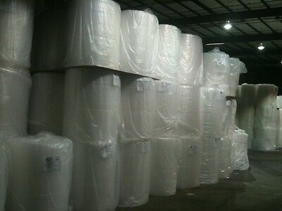 "New Small Bubble Roll Cushion Wrap  3/16"" X700' X 12""  - 2  Roll of 350' USA"
