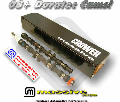 OBX STAGE 1 CAMS CAMSHAFTS FORD FOCUS DURATEC 2.0L 2.3L EX /& IN Cams