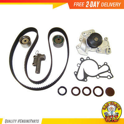 Timing Belt Water Pump Kit Fits 99-10 Hyundai Tucson Kia 2.7L DOHC 24V V6