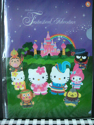 2007 JAPAN Sanrio HELLO KITTY MY MELODY POMPOMPURIN friends Doll FILE NEW