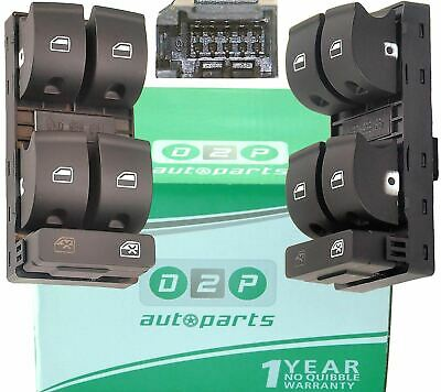 for Audi A4 (2004-2008) Electric Master Window Control Switch 8E0959851B