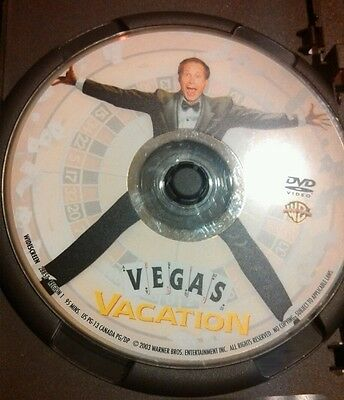 Vegas Vacation (DVD, 1997) Chevy Chase