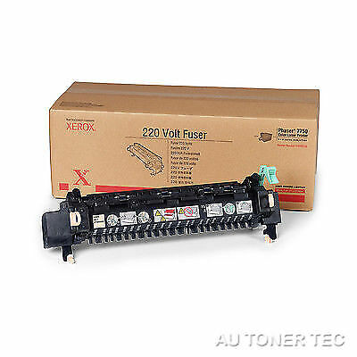 Fuji Xerox Genuine 115R00026 220V Fuser Kit for Fuji Xerox Phaser 7750 Printer