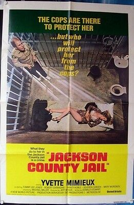 438 JACKSON COUNTY JAIL int'l 1sh '76 what they did to Yvette Mimieux in jail.
