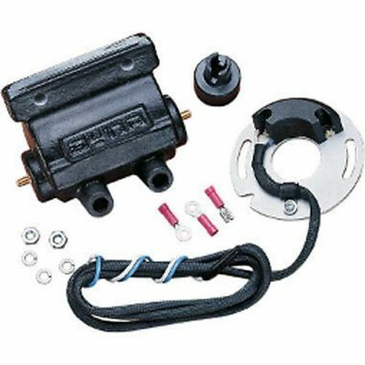 Dynatek Dyna S Dual Fire Ignition and Coil Kit for Harley