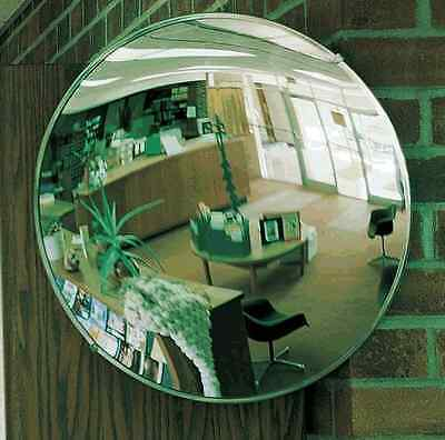 "18"" Diameter Convex Circular Security Mirror - Smr18"