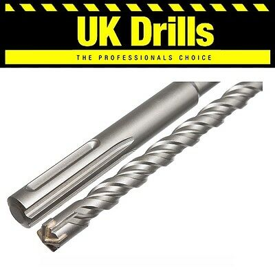 1 x SDS MAX MASONRY DRILL BIT,TUNGSTEN CARBIDE TIP,DESIGNED FOR CONCRETE/BRICK!