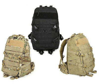 Tactical Military Rucksack Hunting Bags Combat Digital Camo Backpack Molle