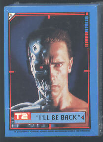 1991 Topps * TERMINATOR 2 * COMPLETE 44-card SET