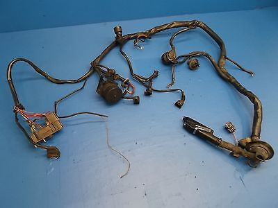 BMW E30 325i 325e OEM Engine Wiring Harness Part# 12511719528 or1719528