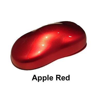Apple Red Candy 400Ml Aerosol Can - Custom Paint Dye Transparent Colour Effect