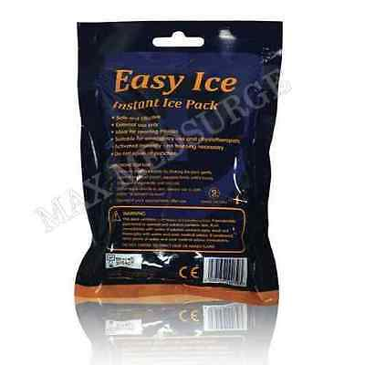 5x INSTANT ICE PACK (190g), Cold Compress Therapy, First Aid - sports injury, CE