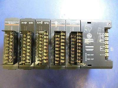 General Electric SeriesOne Programmable Controller IC610CHS100B Rack W/Power Sup