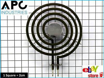 Genuine Chef Stove Hotplate Element Part # Hp-04