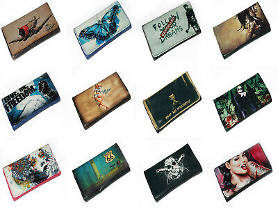 Faux Leather Tobacco Pouch High Quality Over 50 Designs