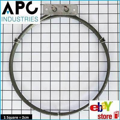 Genuine Chef Simpson Westinghouse Oven Element Fan Ring Part # 0122004574