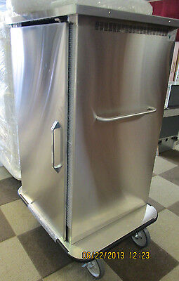 FED LLC  Stainless Steel Non-Insulated Holding / Catering Cabinet  on Casters