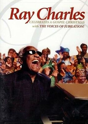 30 OF Ray Charles - Gospel Christmas with the Voices of Jubilation (DVD, 2003)