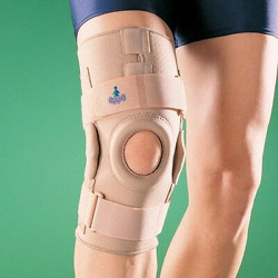 OPPO 1031 HINGED Knee Stabiliser Patella Support Brace Ligament ACL MCL LCL Pain