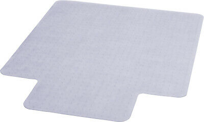 "Office Chair Mat Carpet Protector  36"" X 48""  Slip Resistant Clear Vinyl"