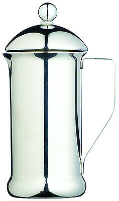 Kitchen Craft LeXpress Single Wall Stainless Steel Cafetiere French Coffee Press
