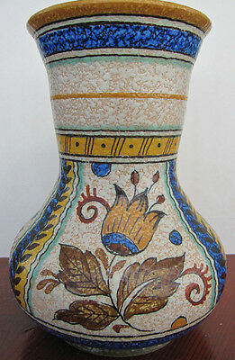 VASE dutch JOMA ROYal HOLLAND gouda FLOWERS ornaments DISPLAY pottery CERAMICart