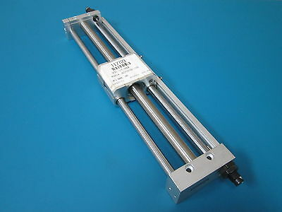 SMC Pneumatic Magnetically Coupled Rodless Cylinder NCDY2815H-1100B 100 PSI