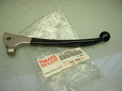 Original Yamaha Xs 750 Bremshebel Mit Plastiküberzug Plastic Covered Brake Lever