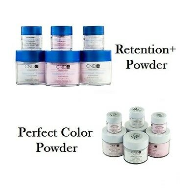 CND - Retention+ & Perfect Color Powder - 22g / 104g - Choose From Any
