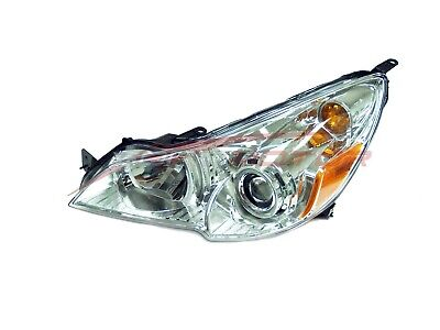For 2010-2012 Subaru Legacy Outback Driver Side Headlight Head Light Lamp LH